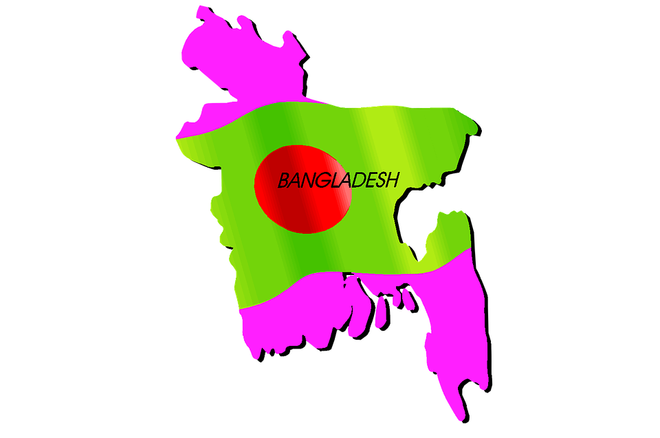 desh Country Map East - Free image on Pixabay on