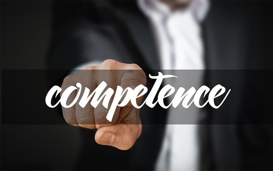 能力, 経験, 柔軟性, 知っています, パフォーマンス, ゴール, 品質, 創造性, 責任, 戦略
