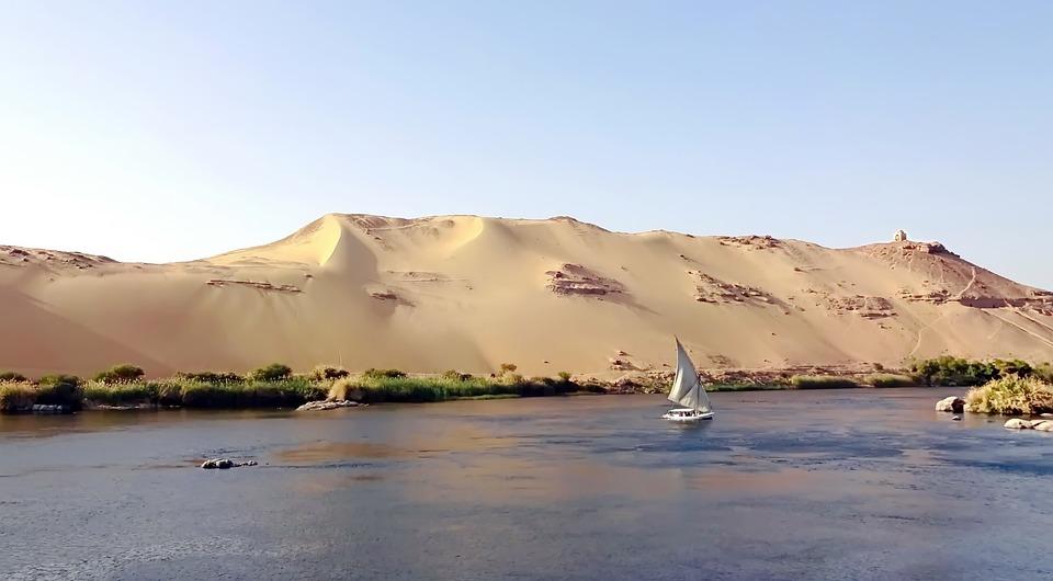 Egypt Aswan Nile First Free Photo On Pixabay