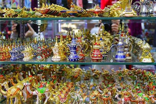 Souvenir, Spice Souk, Souk, Market, Sale