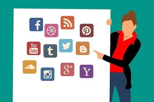 Social Media, Twitter, Google Plus