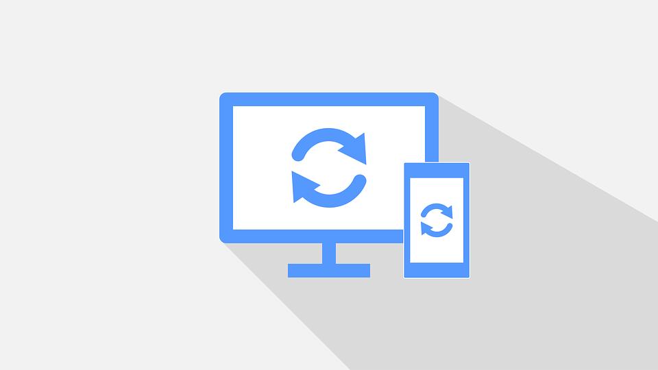 Sync Cloud Computing - Free vector graphic on Pixabay
