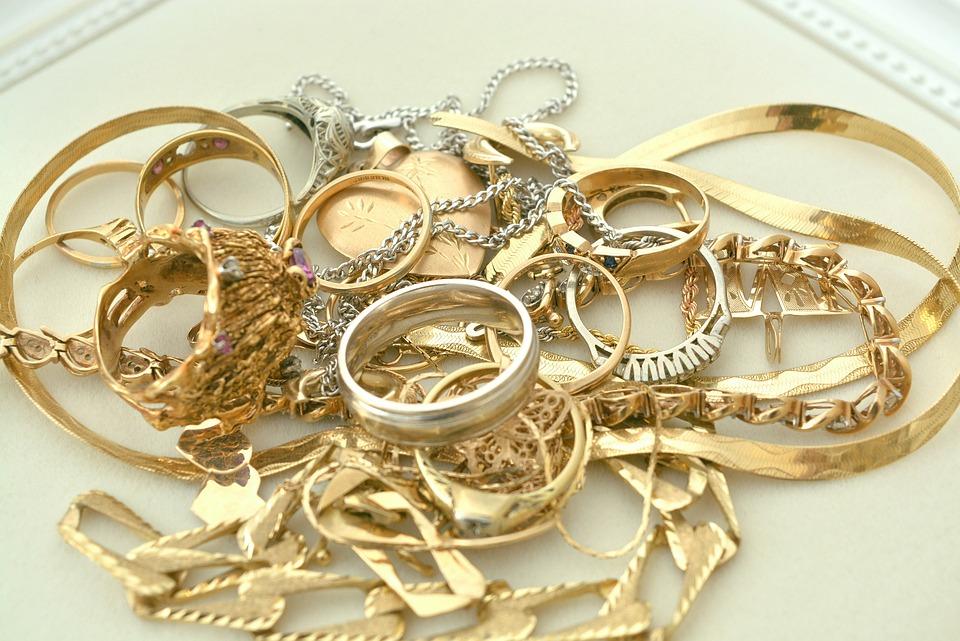 Gold Jewelry Band Free Photo On Pixabay