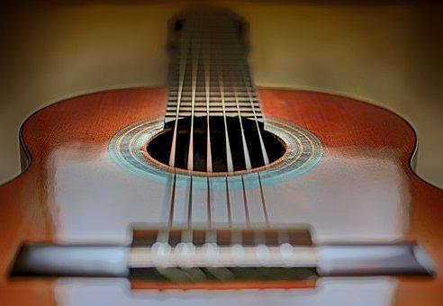 660 Gambar Gitar Melodi Keren HD