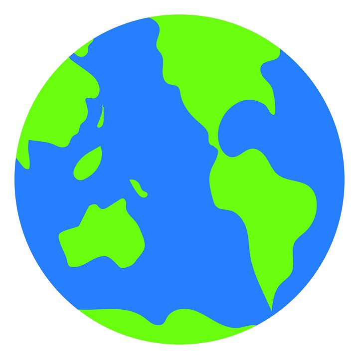 Spherical planet shape free image on pixabay spherical planet shape earth world map graphic gumiabroncs Gallery