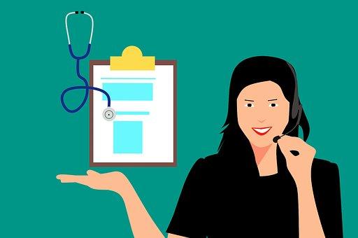 医療, ケア, アリコ, 医師, 予約, 呼び出す, サービス, エージェント