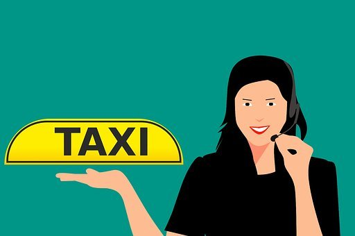 Taxi, Transportation, Uber, Ride