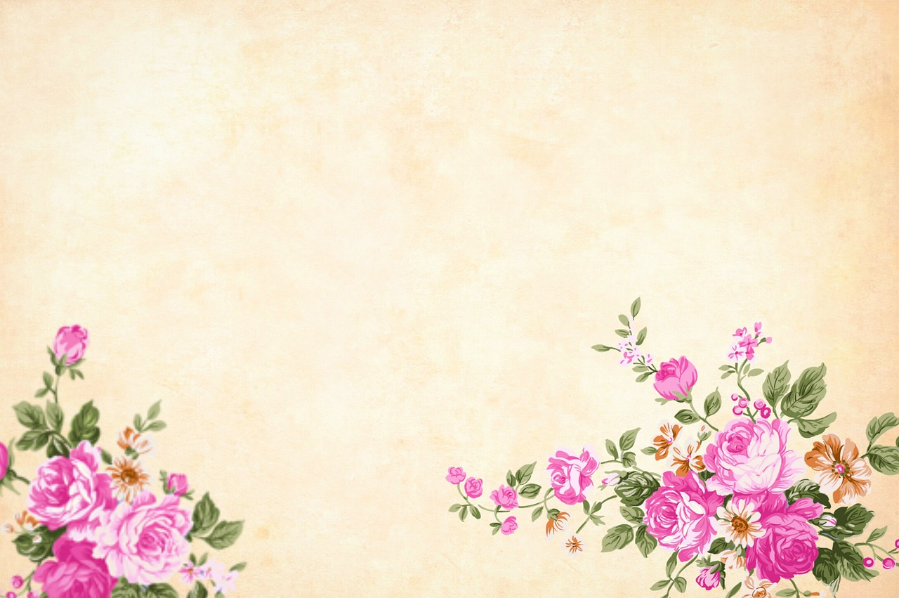 Flower Background Watercolor Free Image On Pixabay