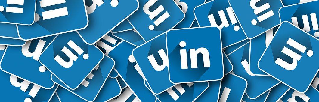 Bilderesultat for LinkeDIn