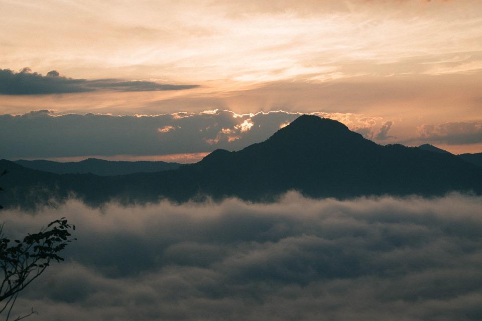 Montañas Mar De Niebla Tour - Foto gratis en Pixabay
