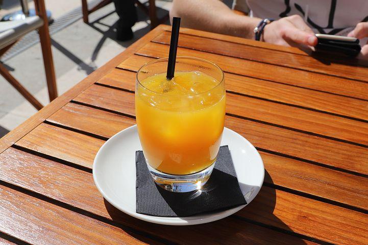 Днем рождения, картинки напитки для завтрака