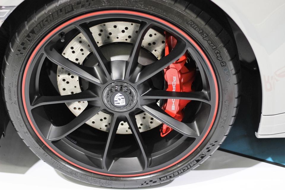 Wheel, Car Porsche, Tire, Pneumatic