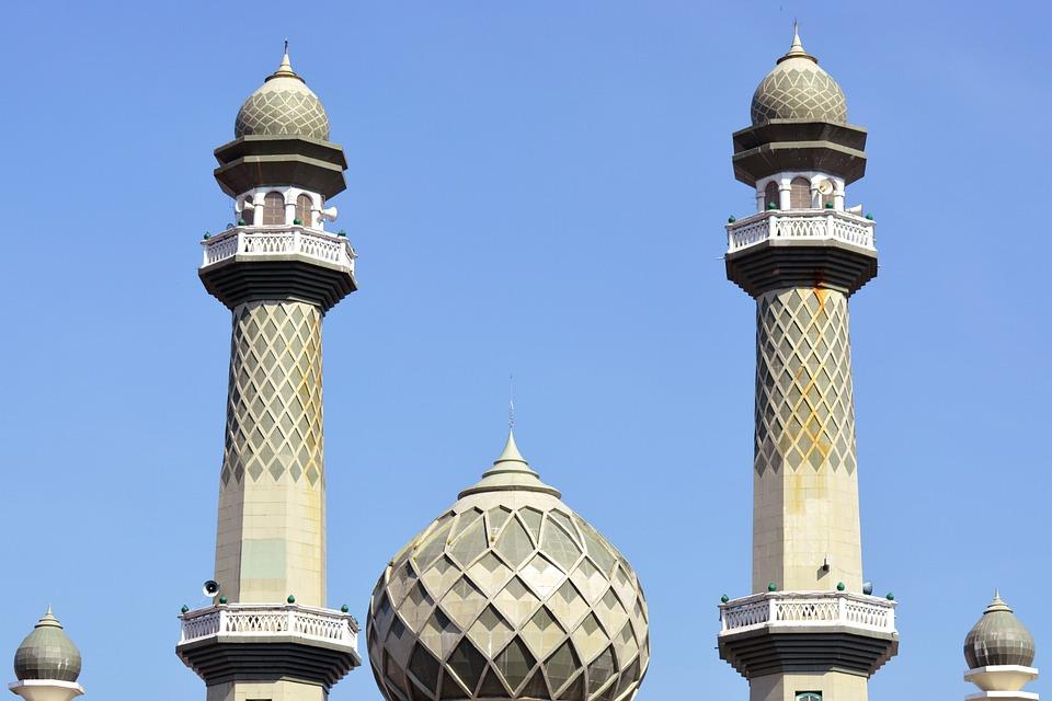 Mosque Minaret Architecture - Free photo on Pixabay