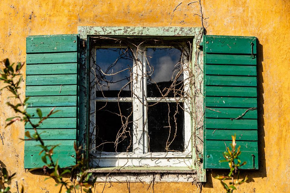 House Window Wood Free Photo On Pixabay