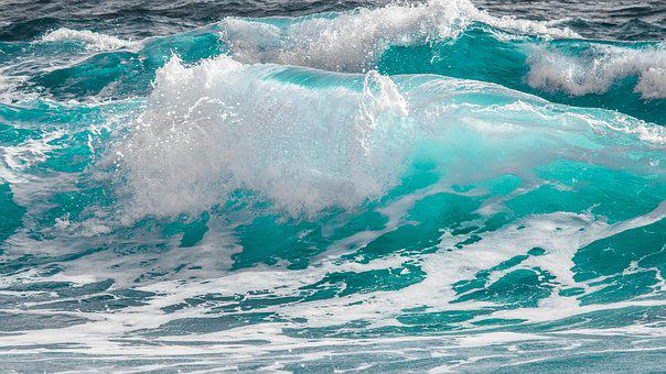 L'Eau, Mer, Surf, Wave, Océan, Splash