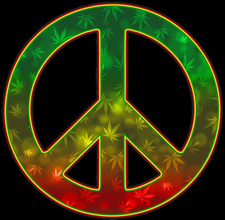 peace 420 weed  u00b7 free image on pixabay