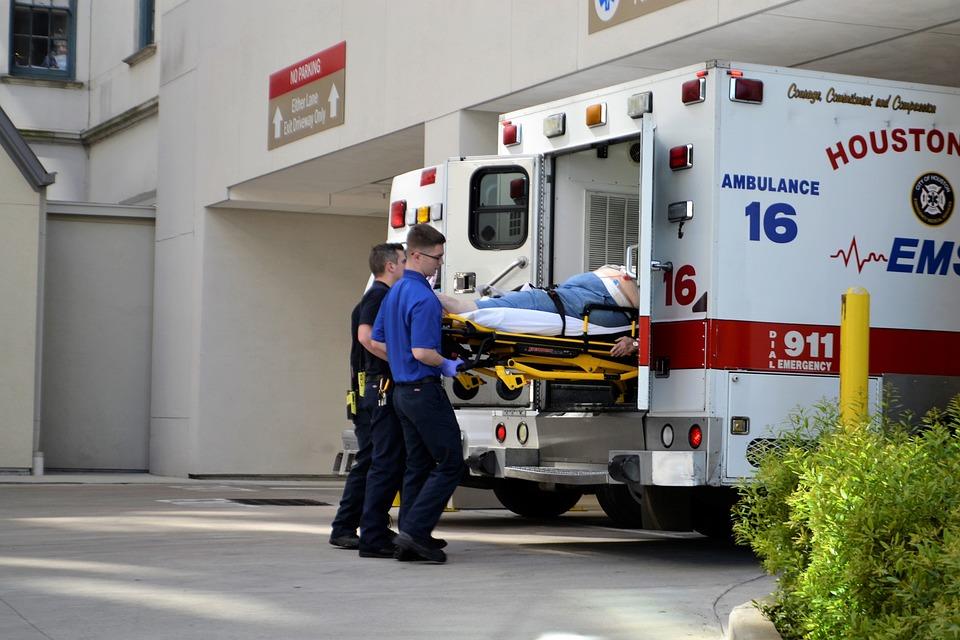 Primi Soccorritori, Ambulanza, Pronto Soccorso