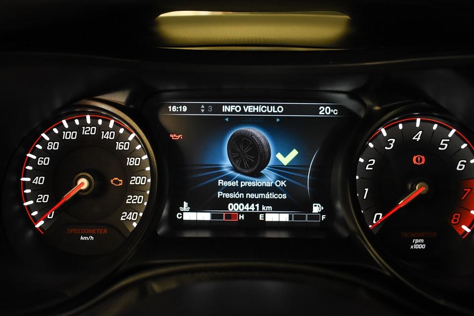 Automobile Speedometer Odometer - Free photo on Pixabay