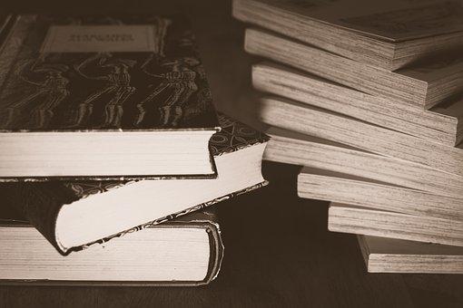 Educação, Literatura, Biblioteca, Livro