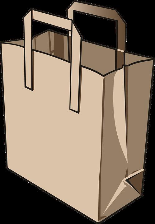 Bag Paper Free Image On Pixabay