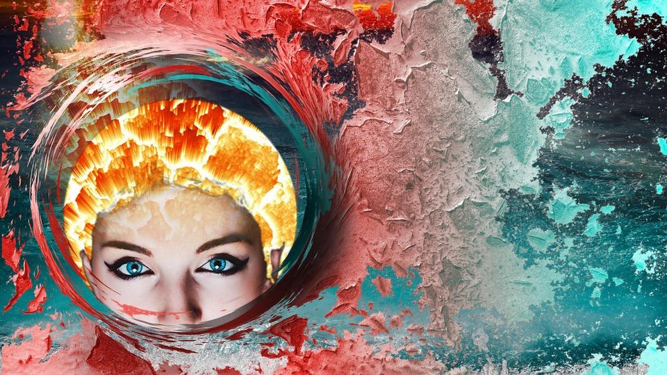 Wallpaper Wanita Potret Foto Gratis Di Pixabay
