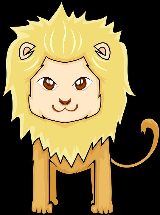 Download 91+ Gambar Animasi Singa Lucu Terbaru