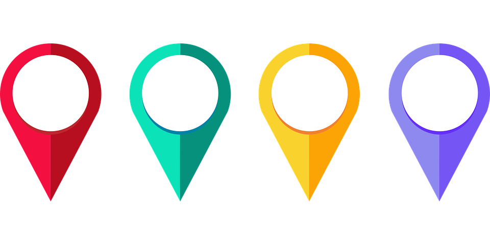 Pin Location Map Free Vector Graphic On Pixabay: Free Vector Graphic On Pixabay