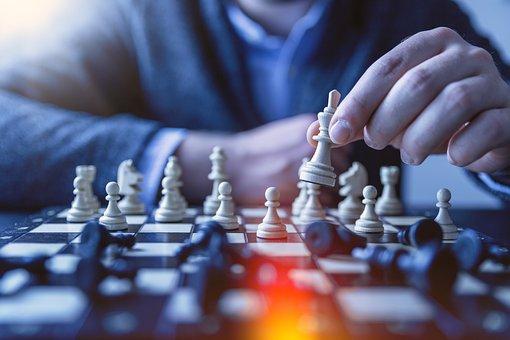 Schach, Bauer, Gameplan, Königin, Spiel