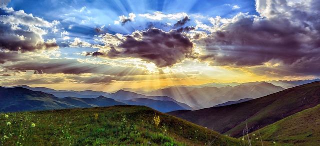 Sunset Dawn u003cbu003eNatureu003c/bu003e - Free photo on Pixabay