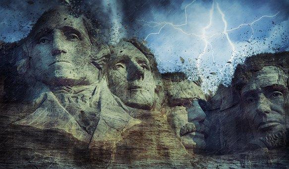 Monument, President, Landmark, America