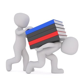 Lernen, Buch, Bücher, Studieren, Schule