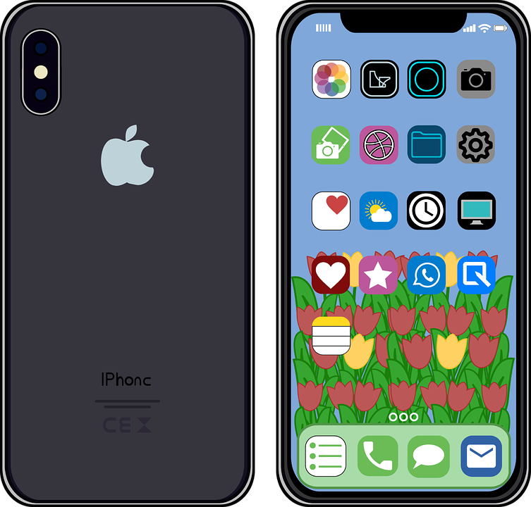 Download Mobile Png Iphone X   PNG & GIF BASE
