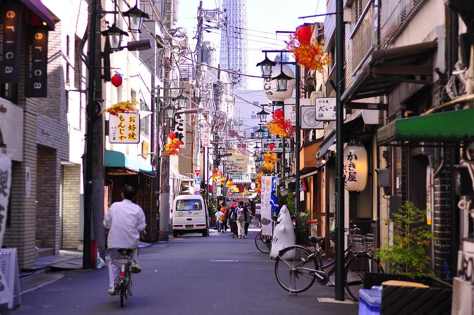 Japan, Tokyo