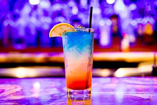 Cocktail, Bar, Nightlife, Icee, Drink