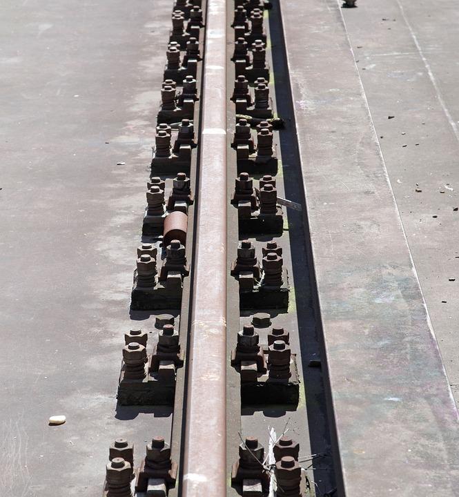 Rail Track Transport System Rust - Free photo on Pixabay