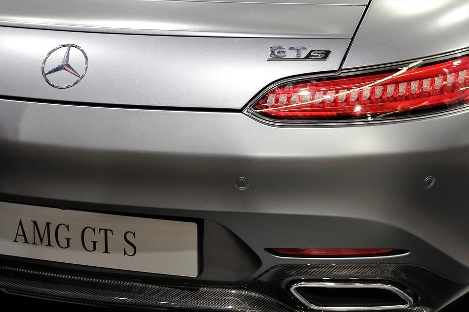 Auto Mercedes Benz Amg Gt S V8 Gratis Foto Op Pixabay