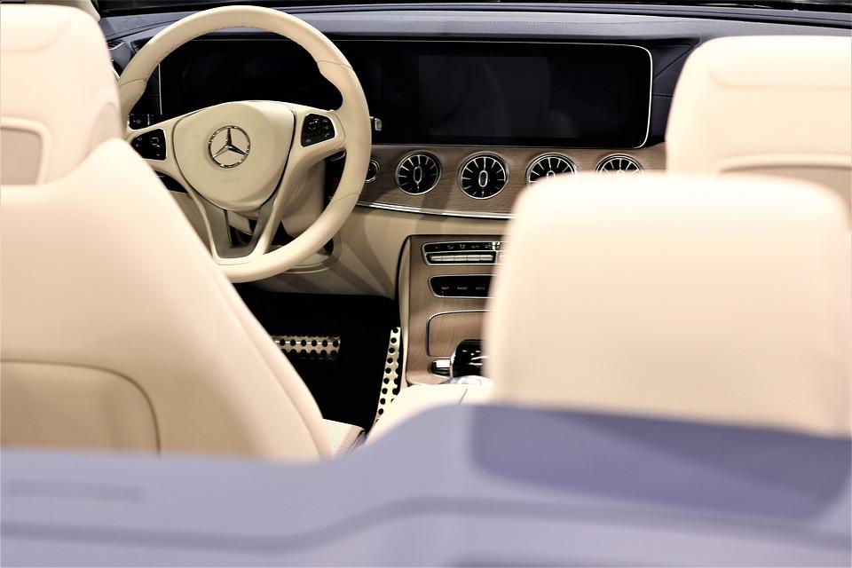 Auto Mercedes Benz Interieur · Kostenloses Foto auf Pixabay
