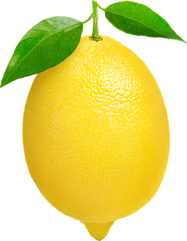 Lemon, Yellow, Citrus, Yellow Lemon