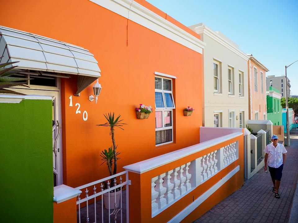The Bo-Kaap - Top Things to Do in Cape Town
