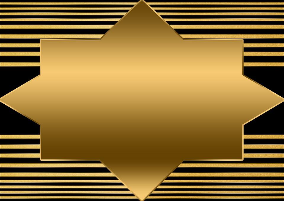 Hintergrundbild Gold Rahmen · Kostenloses Bild auf Pixabay