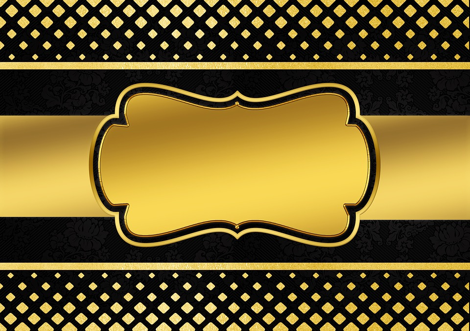 Download 77 Background Hitam Dan Emas Gratis