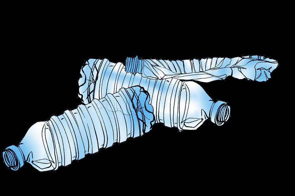 Plastik Sampah Botol Gambar Gratis Di Pixabay