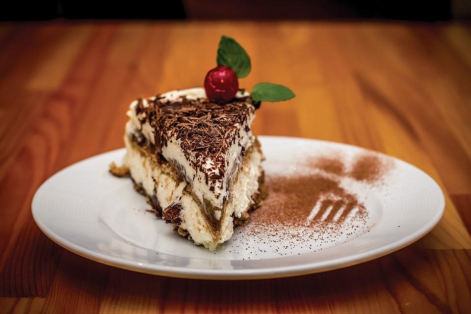 Dessert, Torta, Tiramisù, Cibo, Sweet, Ristorante