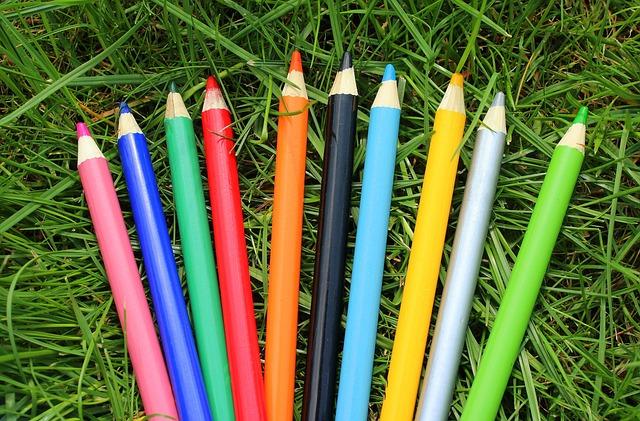 Crayons u003cbu003eEducationu003c/bu003e Colorful - Free photo on Pixabay