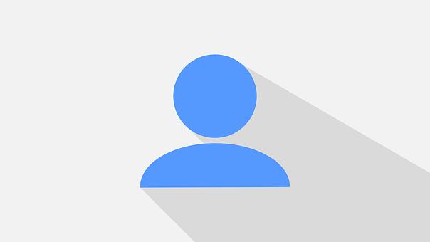 ユーザー, ルジェック男, アイコン, 社会的なメディア, 人々のアイコン