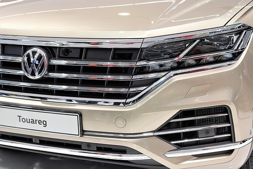 Car, Volkswagen Touareg