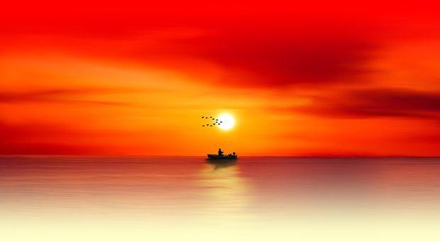 Ηλιοβασίλεμα, Αυγή, Sun, Σούρουπο, Βράδυ