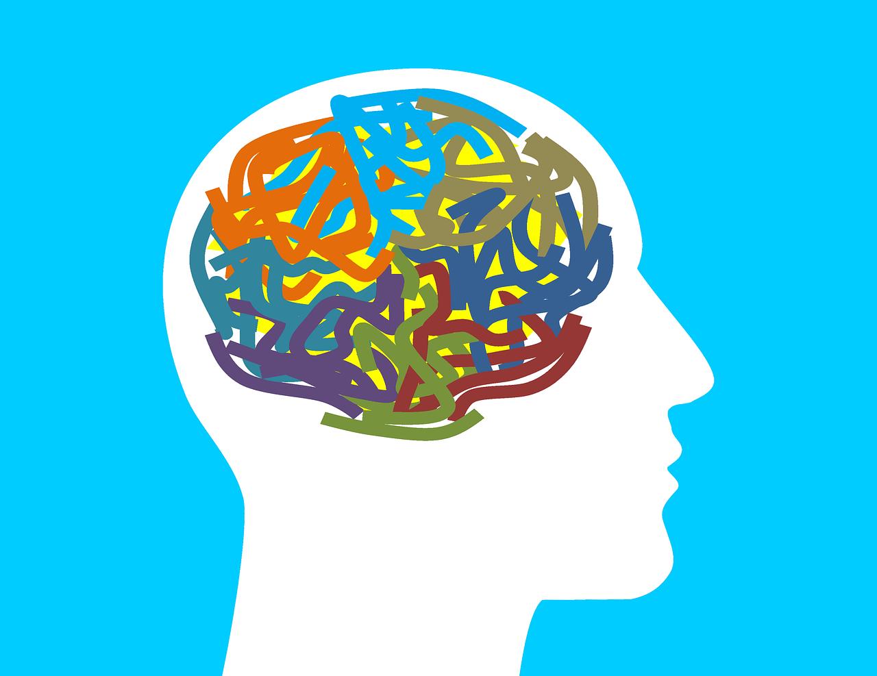 Mental Health Brain Mind - Free image on Pixabay