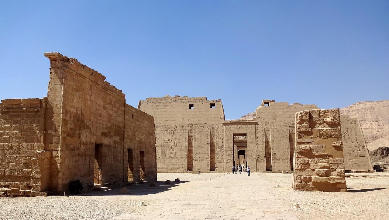Картинки египет фивы