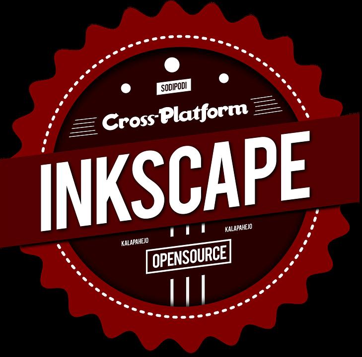 Inkscape in den hintergrund